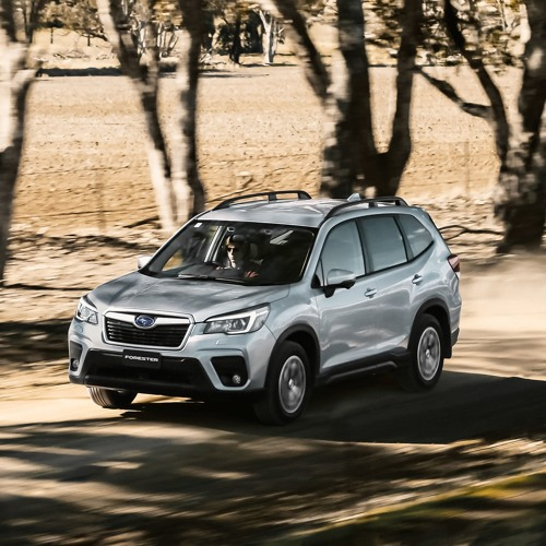 Overdrive: Subaru Forester; Combating car sickness; BMW M5; Volvo tennis shoes