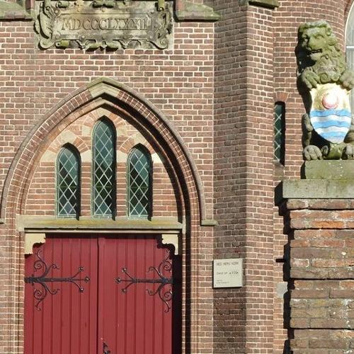 Dienst 11 november 2018 in Nieuw- en Sint Joosland ds. Vrouwkje Dees-Hinten