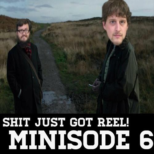 Minisode 6 - Suspiria, Mandy, Venom and Ghost Stories