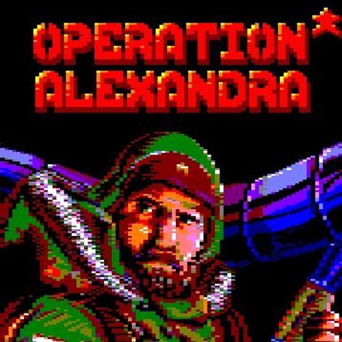 Operation Alexandra [Synthwave Mix]