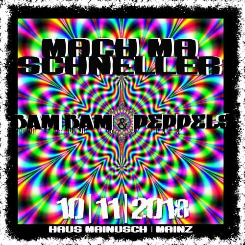 BamBam & PEPPels @ MACH MA SCHNELLER   HAUS MAINUSCH - MAINZ   10.11.2018