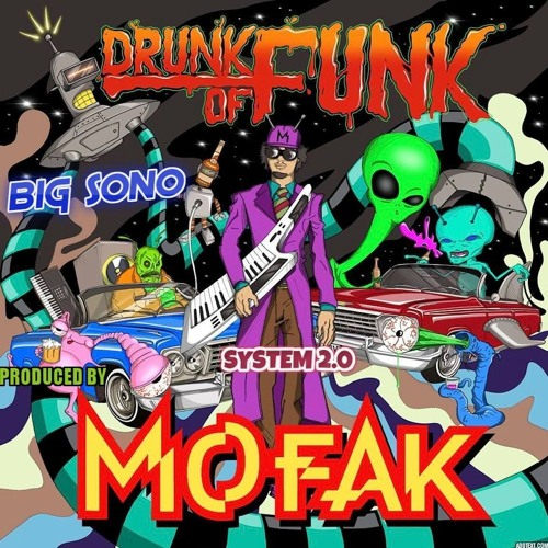 """""""SYSTEM 2.0"""" Big Sono, Ft, April Soul produced by Mofak (guitar by Laboklandestino)"""