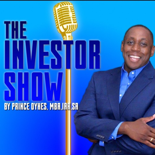 Why you shouldn't panic when stocks are down W/ Prince Dykes