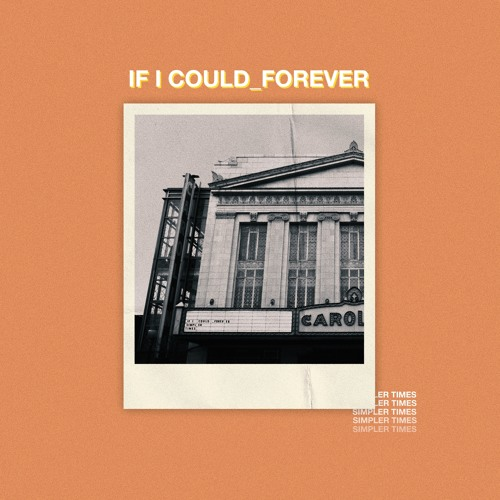 IF I COULD_FOREVER