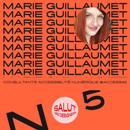 SLD #5 - Marie Guillaumet, consultante en accessibilité numérique chez Access42