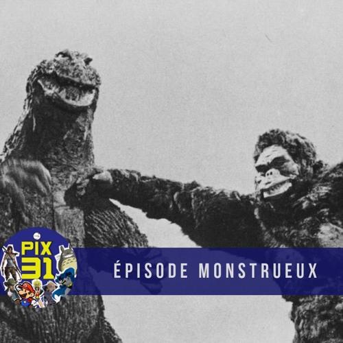 """PIX31 - S2E03 """"Monster buddies"""""""