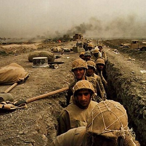 Episode - 25 Iran Iraq War Part 3 - Who Needs a Blue Wave When You Have A Human Wave?