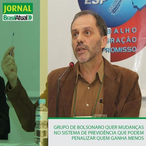 Grupo de Bolsonaro quer mudanças no sistema de previdência que podem penalizar quem ganha menos