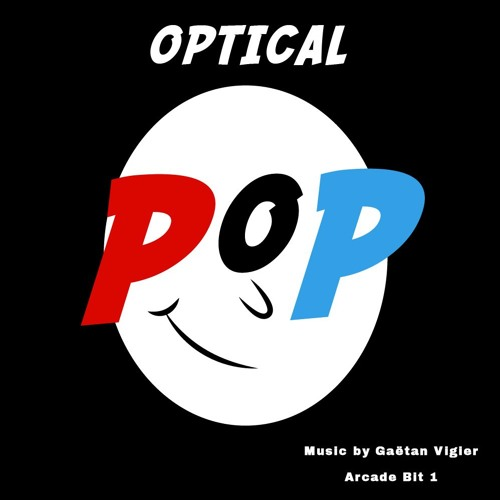Optical Pop - Gaetan Vigier - Arcade Bit 1