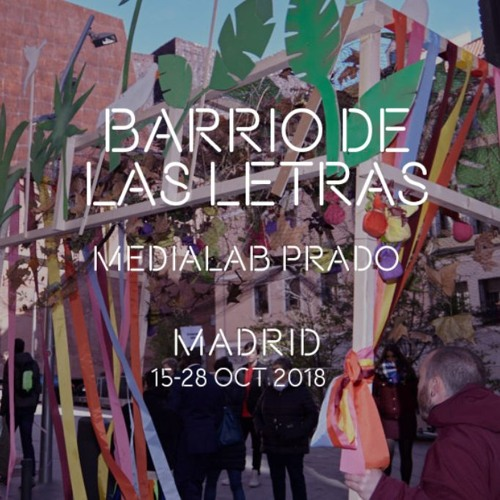 Grigri Pixel 2018 - from 15 to 28 October in Madrid