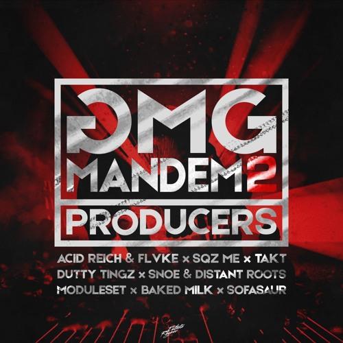 VA - GMG Mandem 2 Producers (EP) 2018
