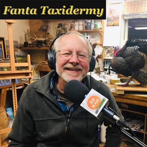 Charlie Fanta from Fanta Taxidermy - Celebrating opening week of deer season in Michigan
