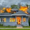 Say What?! Guy burns down house after taking a blowtorch to spiders - The Joe Padula Show