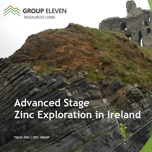 GROUP ELEVEN RESOURCES | Using the 'Big Think' to Find Zinc in Ireland