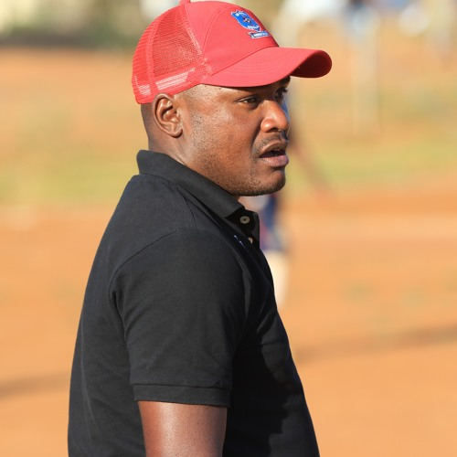 """Red Sparks Coach David Botlhasitse -"""" If you don't convert chances ,you will end up crying."""" #Killerpassbotswana"""