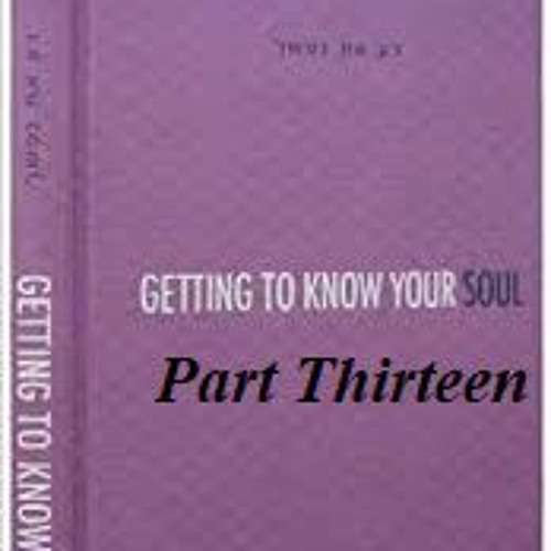 Getting to Know Your Soul: INTRO TO THE FOUR ELEMENTS