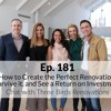 Ep 181 - Tips from Three Birds Renovations on How to Create the Perfect Renovation