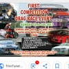 Saturday the 17 th in and out burger buffet all you can eat drag car racer selfies with 57 Chevy car sit on car bikini celebrity actress sit on car and tom cruise lap big vagina on lap dance selfie