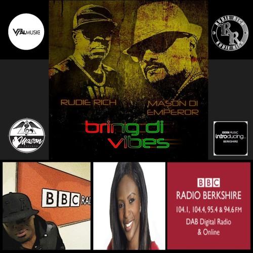 BBC Radio Berkshire World Premiere Exclusive - Bring Di Vibes
