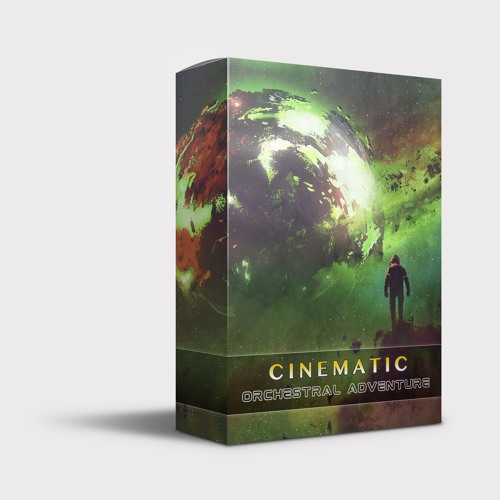 Cinematic Orchestral Adventure Music Pack