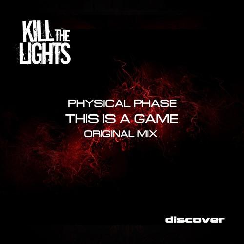 This Is A Game (Original Mix) [KILLTL77]