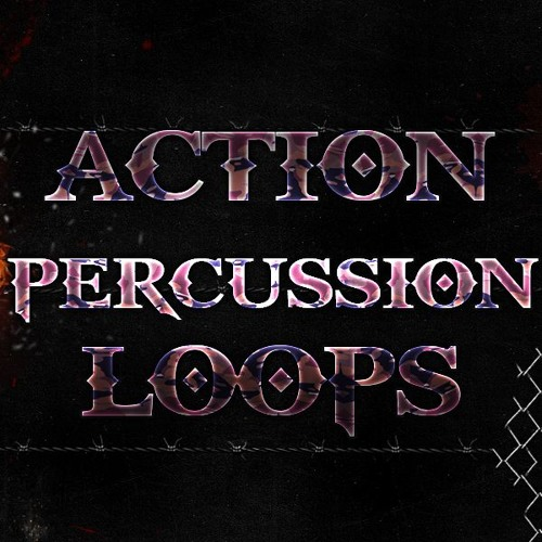 Action Percussion Loops (Full Preview)