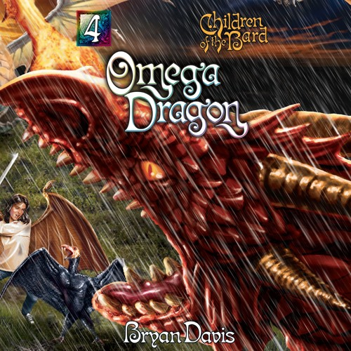 """Omega Dragon"" by Bryan Davis, read by Tim Lundeen"