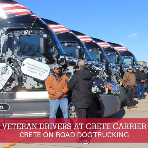 Veteran Drivers At Crete Carrier By Crete Carrier On