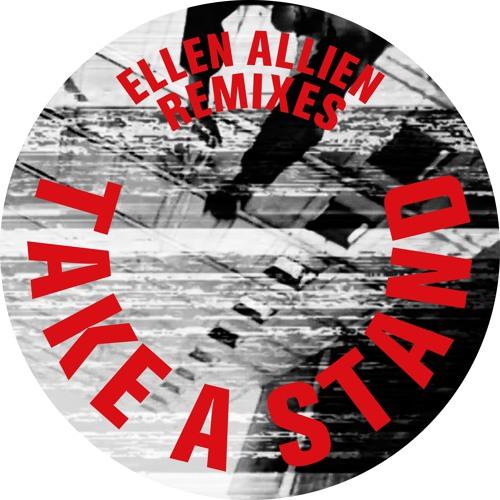 Premiere: Ellen Allien 'Take A Stand' (Kobosil Remix)