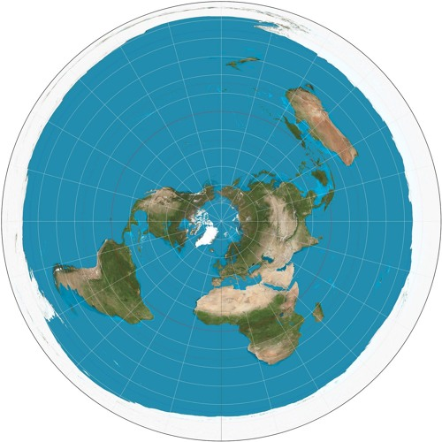 Flat Earth Less Motion