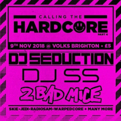 DJ Jedi Live @ Calling The Hardcore November 2018