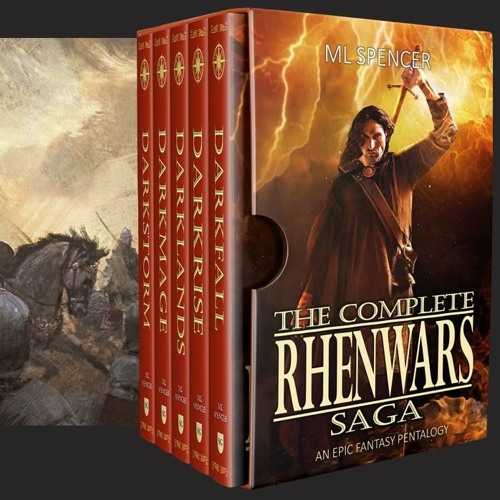 The Archives: The Rhenwars Saga by M.L. Spencer