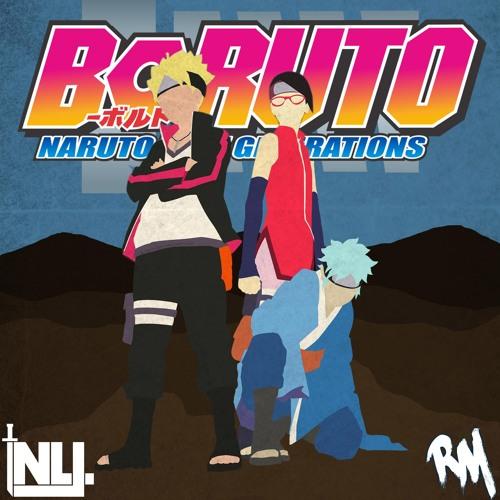 THE BORUTO RAP (prod. J-Squad) ボルトラップ