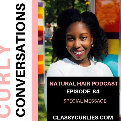 Curly Conversations: I've got a special message