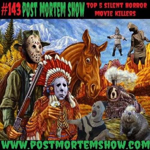 e143 - Unfortunate Beaver (Top 5 Silent Horror Movie Killers)