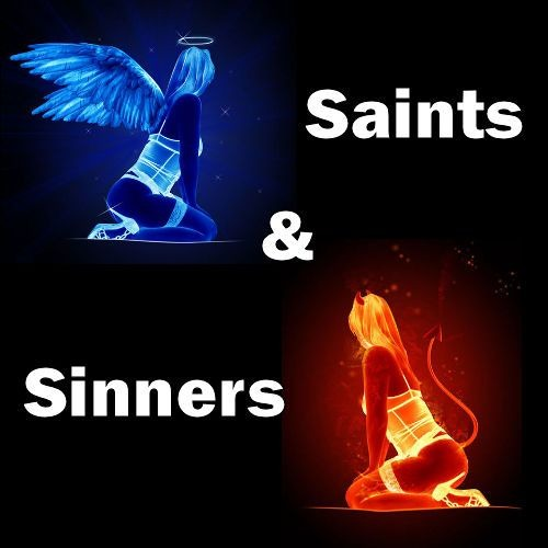 I Can't Let Go - Saints And Sinners