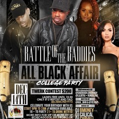 Battle Of The Baddies College Party