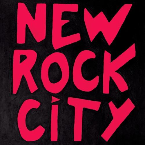 """DEBUT ALBUM  """"NEW ROCK CITY"""""""