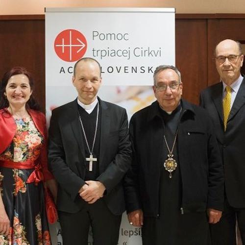 Otvorenie národnej kancelárie ACN Slovensko