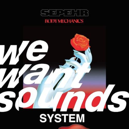 [TSUGI RADIO] Wewantsounds System #15 - Mardi 13 novembre 2018