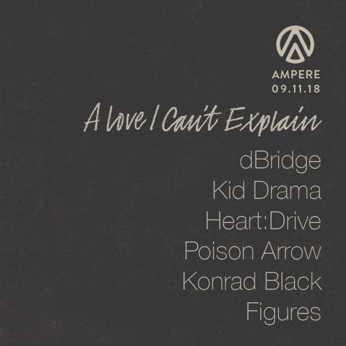 Live recording - A love I Can`t Explain album release warmup set