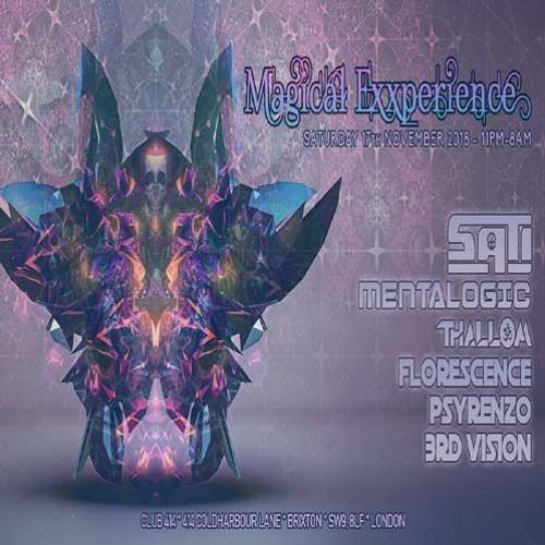 Magical Exxperience Teaser Mix / November Mix