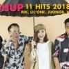 MASHUP Thằng Điên 2018 - Rik x Lil'One x JuongB x Hà Mousy
