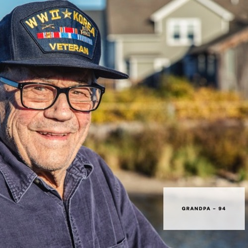 genTHEm Podcast Why Grandpa Thinks you're Soft