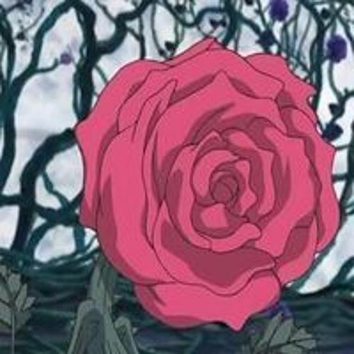 Розы из аниме картинки