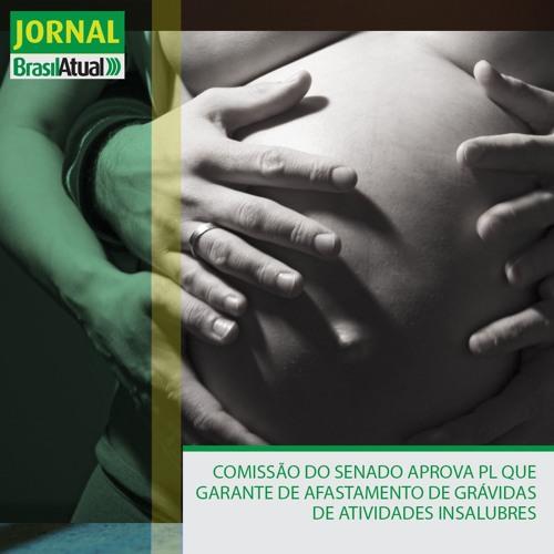 Comissão do senado aprova PL que garante de afastamento de grávidas de atividades insalubres