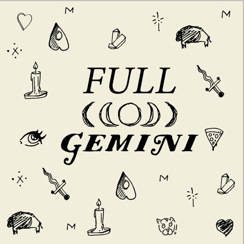 Full Moon Gemini Pt2- Allie Bashuk Interview ( Dream Warriors And Goat Farm)  Mixdown