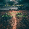 KiDi-Thunder (Lovers rock version by JADESON) cover