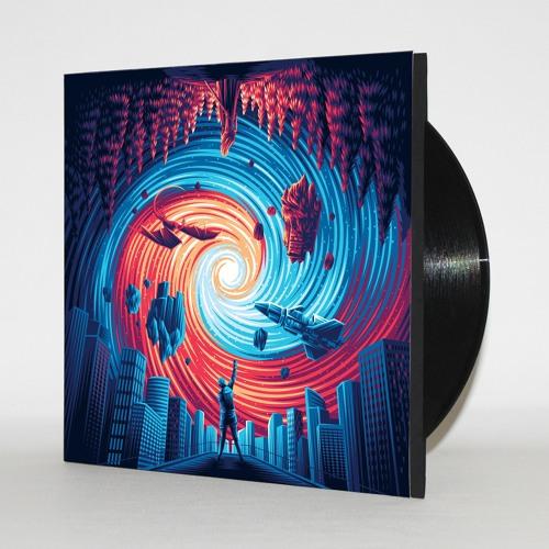 "Nucleus & Paradox - 'Volantis' - (Esoteric Music 12"" 019)"
