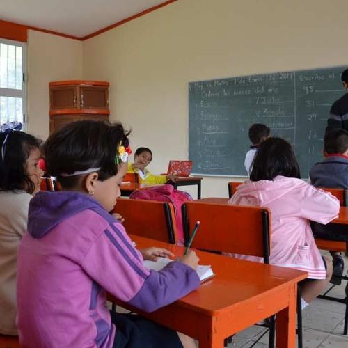 Garantizan derecho a la educación de niñez migrante en Oaxaca